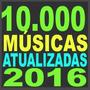 10mil Músicas Dj Bar Boate Loja Funk Sertanejo Flashback