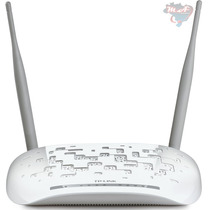 Modem Roteador Wireless N Adsl2+ 300mbps Tp-link Td-w 8961nd