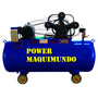 Compresor De Aire 4hp 200lts 3 Pistones 380v Maquimundo Ofer
