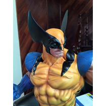 Erick Sosa Marvel Vs Capcom Wolverine The Wolf 1/4 Scale
