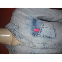 Camisa Jeans Masculina Polo Wear Tam P