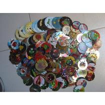 1,000 Tazos De Diferentes Series A Un Super Precio