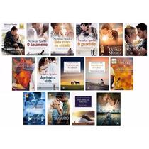 Loucura Escolha 10 Livros Nicholas Sparks Vc Que Monta O Kit