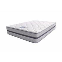 Colchon Eden 140 X 190 Pocket Eurotop Pillowtop 2 P E Gratis
