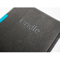 Capa Original Kindle Paperwhite 1 2 3 Touch Case Preta