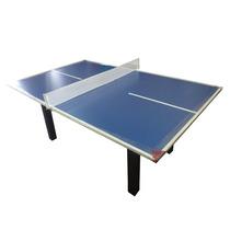 Mesa De Ping Pong 1,85x1,10mt Melamina 18mm Deportes Brienza