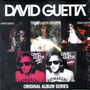 David Guetta Original Album Series Box 5 Cd - Los Chiquibum