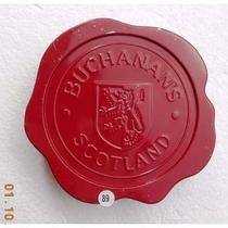 Whisky Buchanans Caja Con Juego 4 Portavasos