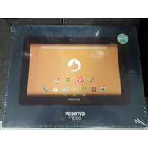 Tablet Positivo T1060 Quad Core-gps-3g-10´1 Novo Lacrado