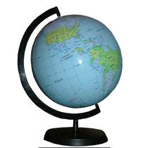 Globo Terrestre Inflavel Planisferio Escolar Mapa