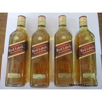 Kit Red Label 200ml X 4 , Lacrados, Originais