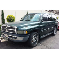 Dodge Ram Charger 2000 Verde Botella