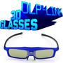 Lentes Anteojos Para Proyectores 3d Dlp-link Activos Via Usb