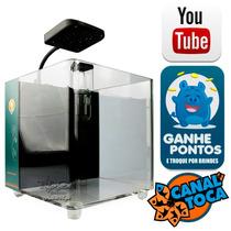 Macro Aqua Aquario Marinho Com Skimmer M3s 12,5 Lts 110v