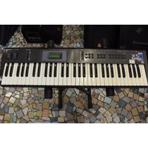 Teclado Korg X5-d Sintetizador Com Melhores Sons!