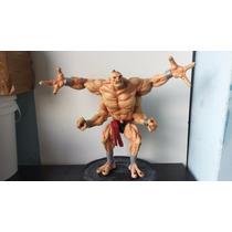 Goro Mortal Kombat Estatua Em Resina