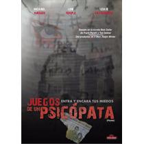 Juegos De Un Psicopata House 2008 Terror Drama Pelicula Dvd