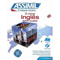Curso De Inglês - Assimil + Brinde Assimil Frances