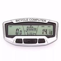 Velocimetro Computadora Odometro Digital Bicicleta D1005