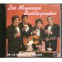 Los Manseros Santiagueños - De Lo Bueno Lo Mejor - Cd