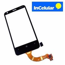 Touch Screen Cristal Nokia Lumia 620 Ver 3 Rm-846
