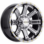 Juego De 4 Rines Cromados Gear Switchback Ford F150 20x9