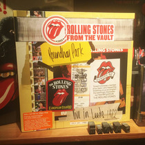 The Rolling Stones Live In Leeds 1982 3 Vinilos + Dvd