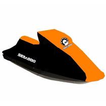 Capa Para Jet Ski Sea Doo Spark Varias Cores #proteçao