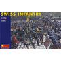 Soldados Modelo - Suiza Infantería Xvc 1:72 Miniart Plástico