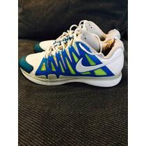 Zapatillas Nike Vapor Tour 9.5 Roger Federer Tenis
