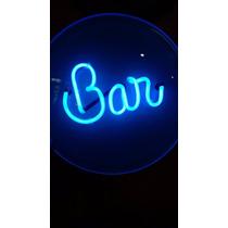 Luminosos Placas Bar Neon Café Open Aberto Fabricação Nossa!