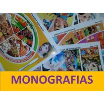 Papeleros Paquete De Monografias, Biografias, Mapas Y Album