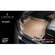 Tapetes Lincoln Uso Rudo 1ra Y 2da F Weathertech Floorliner