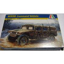 Hummer 998 Command Vehicle Escala 1/35 Italeri Nuevo!!