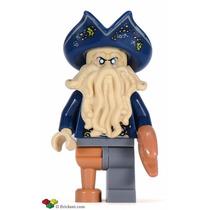 Lego Davy Jones Piratas Del Caribe Perla Negra 4184 Legobric