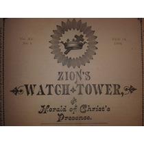 Atalaya (15 Feb 1894) - Watchtower - Testigos De Jehová