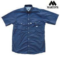 Camisas Martin`s Estilo Safari O Columbia