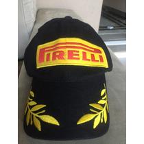 Boné Oficial Podium Gp Brasil F1 Pirelli - Colecionador
