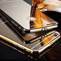 Bumper Lujo Aluminio Espejo Apple Iphone 6 6s 6 Plus 6s Plus