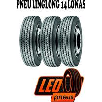 Pneu 215/75 R17,5 14pr 126/124m Llf86 Linglong Promoção