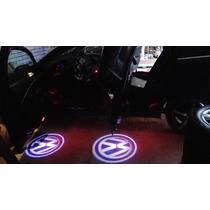 Luz Led Puerta Vw Bora Jetta Mk6 Golf