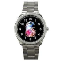 Relojes De Pulsera De Acero Inoxidable Clásico Hawk Natura