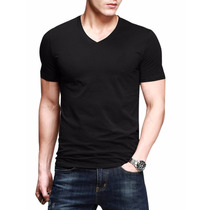Pack X 3 Remeras Entalladas Slim Fit Para Hombres !