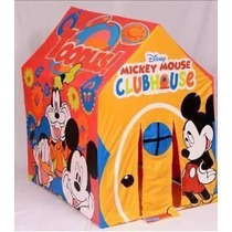 Carpa Casa De Mickey Mouse Clubhouse Original Vulcanita