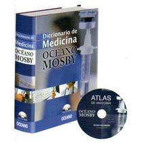 Diccionario De Medicina Mosby 1tomo + Cd Rom Oceano