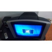 Televisor De 21 Hyundai Acepto Cambio Por Tlf