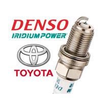 Vela Denso Iridium Toyota Corolla 1.8 16v Vvti Flex 136cv