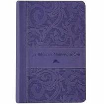 Bíblia Da Mulher Que Ora Nvi Lilás