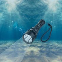 Lampara Para Buceo Kaleep Cree T6 Super Bright Led Diving
