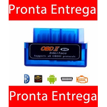 Scanner Automotivo Obd2 V2.1 Bluetooth Elm327 Elm 327